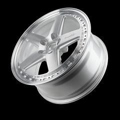 FF550 Assemble (Wheel)