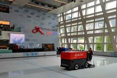 Pre-work (huiaaron) Tags: lg v10 mobilephonephotography prework workingclass workers hongkong 又一城 skatingrink icerink festivalwalk shoppingmall kwoloontong glacier