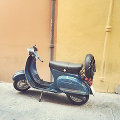 My Italian Transport Mini Bike