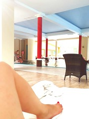 Full relax 💋☀ (Eggii) Tags: spa zelechow palace relax