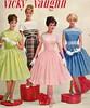 Vicky Vaughn 1960 (barbiescanner) Tags: vintage retro fashion 1960s 1960sfashion 60s 60sfashion vintageads seventeen vickyvaughn elinorrowley