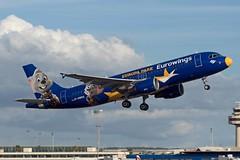 D-ABDQ - PMI/LEPA - 11.08.2017 (geraldfischer74) Tags: dabdq airberlin eurowings airbus a320 europa park palma de mallorca pmi lepa son san juan