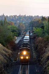 UP MRVNP-16 (caltrain927) Tags: union pacific railroad mixed freight manifest emd sd70ace ge c408w dash 840cw auburn california ca sd70ah