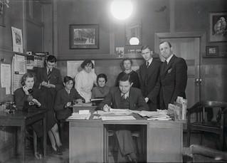 HAFO Office 1938