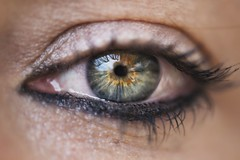 the eye (marco monetti) Tags: eye occhio lashes ciglia iris iride pupil pupilla colours beautifulcolors beicolori beauty bellezza eyeliner macro closeup davicino