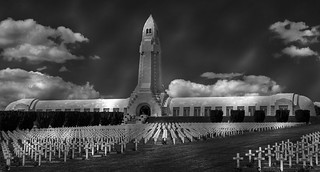 Douaumont Ossuary and Cemetery
