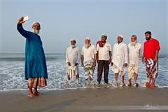 Let's take a selfie (Md Aman Ullah Minhaz) Tags: selfie group sea colourful coxs bazar bangladesh moment ngc