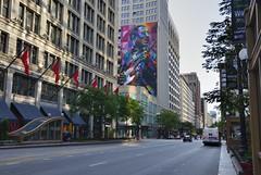 Muddy Waters (jpellgen (@1179_jp)) Tags: chi chicago downtown illinois il travel 2017 september summer sigma 1770mm nikon d7000 midwest usa america architecture art publicart kobra eduardokobra muddywaters mural muralist music musician