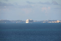 Norwegian Breakaway Approaching Kings Wharf (Curb Crusher) Tags: cruiseship norwegianbreakaway bermuda