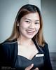 Leona (Tex Texin) Tags: leona girl female portrait smiling head forward filipino stranger