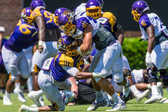 ECU Football '17 (R24KBerg Photos) Tags: ecu eastcarolina eastcarolinauniversity eastcarolinapirates ecupirates canon college collegesports football dowdyficklenstadium greenvillenc athletics americanathleticconference action scrimmage ncaa nc 2017 pirates sports