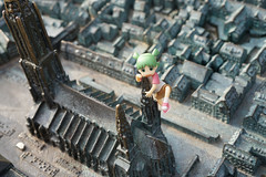 climbing up the Ulm Minster (omgdolls) Tags: yotsuba よつば
