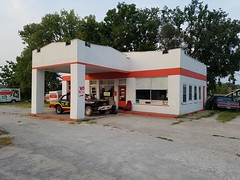 Bethany Sinclair (US 71) Tags: sinclair gasstations servicestations us69 missouri jeffersonhighway