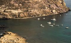 LBDT 2017 una sombrilla (playa amarilla  de águilas) (pedrojateruel) Tags: