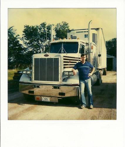 Truckin in the 80's