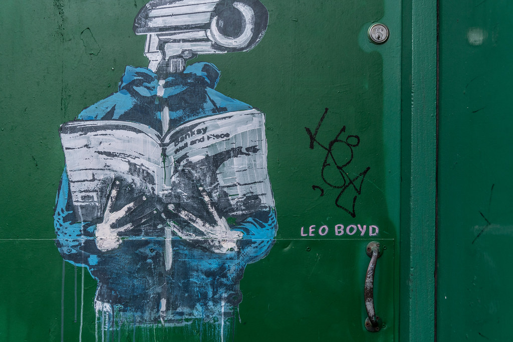 EXAMPLES OF URBAN CULTURE IN BELFAST [STREET ART AND GRAFFITI]-132943