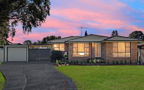 4 Peony Pl, Quakers Hill NSW 2763
