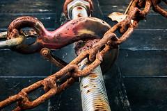 Chains (Sh4un65_Artistry) Tags: artwork digitalart digitalpainting hdr ironworkmetalwork nationaltrust niksoftware on1 painteffect paintedphoto painterly places sculpture stilllife textured topaz topazimpression topaztextureeffects valeofglamorgan wales texture