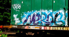 nerds (timetomakethepasta) Tags: nerds tis freight train graffiti art benching selkirk new york photography uswx