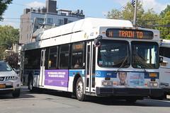 IMG_2381 (GojiMet86) Tags: mta nyc new york city bus buses 2012 c40lf cng 432 subway shuttle 24th avenue 33rd street