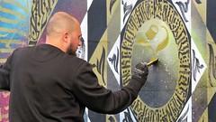 Solo Cink / Ajuinlei - 13 sep 2017 (Ferdinand 'Ferre' Feys) Tags: gent ghent gand belgium belgique belgië streetart artdelarue graffitiart graffiti graff urbanart urbanarte arteurbano ferdinandfeys solocink solo5