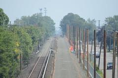 13th St Ped Bridge Lk East (EdEddieEdward) Tags: ny deerpark lirr li
