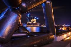 Unsere Elbphilharmonie (Elphi) | City Highlight of Hamburg (stein.anthony) Tags: elbphilharmonie elbe hamburg hafen hafencity cityscape cityhighlight city stadt nightscape night perspektive kreativ