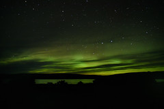 Northern Lights In Pinware River Provincal Park, Labrador (Zircon_215) Tags: auroraborealis northernlights labrador pinwareriver pinwareriverprovincalpark park ursamajor thebigdipper
