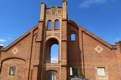 Industrial heritage in Basedow (Sokleine) Tags: redbrick briques backstein architecture heritage basedow mecklenburgvorpommern deutschland germany allemagne