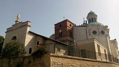 Imagen de la iglesia-basílica de Ars