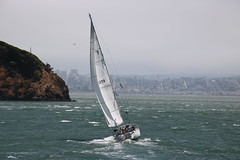 Sailing in a San Francisco Summer (Mark Coomber) Tags: ruby3