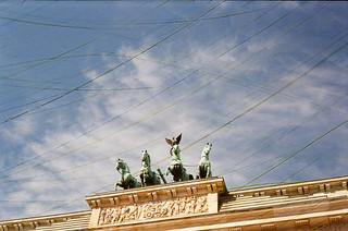 Brandenburger Tor - rzecz sławna