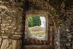 Stari Bar, Stari Bar! (Alfred Grupstra) Tags: architecture history old ancient oldruin stonematerial wallbuildingfeature brick ruined famousplace builtstructure arch outdoors thepast cultures archaeology nature nopeople tunnel travel bar montenegro staribar