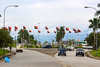 Lae getting ready for Independence (Sudo SnapIT) Tags: lae morobe papaunewguinea png landscapes mountains clouds streets coconuts pacific