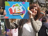 It's Time (justplainrachel) Tags: justplainrachel rachel cd tv crossdresser tgirl trans transgender transvestite yes marriageequality sydney rally march protest australia debate ssm equality