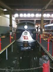 Wabash F7A 1189 (el825) Tags: rail railroad north carolina train 2014 nc streamliners emd f7 f7a gm canada wabash ontario