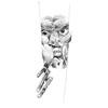 Presiones (Juan-Reca) Tags: reca illustration ilustracion drawing dibujo lapiz pencil traditionalart arte face human humanfigure grafito presiones