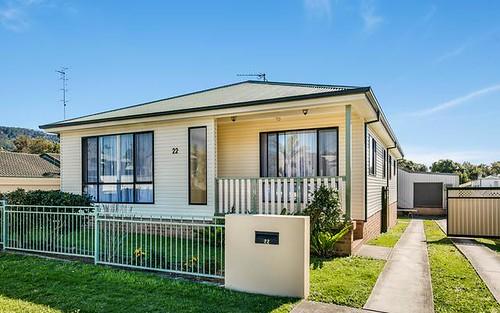 22 Albert Street, Corrimal NSW