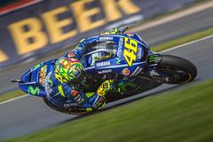 Valentino Rossi - Movistar Yamaha MotoGP (Fireproof Creative) Tags: motogp valentino rossi yamaha vr46 silverstone race racing motorracing motorcycle motorbike fireproofcreative