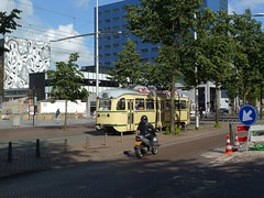 HTM 1210 (Elad283) Tags: holland haag hague thehague denhaag netherlands nederland pcc tram htm 1210 museumtram