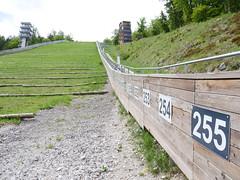Planica ski jumping facility