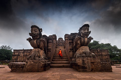 Sun Temple | Konark, Odisha (ayashok photography) Tags: ayp3824 konark sun temple cwc chennaiweekendclickers ayashoknikon