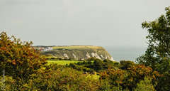 Cliffs east of Capel le Ferne and Folkestone (philbarnes4) Tags: nikond80 philbarnes digital dslr capelleferne kent england cliffs coast