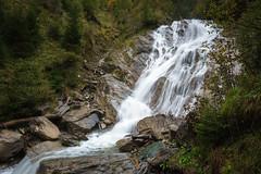 Waterfall Fusch (Jannik Peters) Tags: zeiss loxia 21 28 fusch grosglockner alps water fall waterfall sony fe a7ii