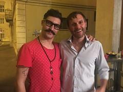 Italian friends in Trieste!