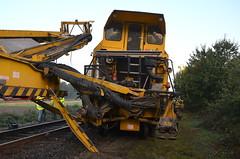 17.01.2017 (II); Botsing werktreinen bij Venray (chriswesterduin) Tags: venray botsing werktrein swietelsky trein train derailed ontsporing