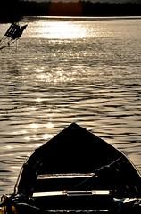bfds procê (Ruby Ferreira ®) Tags: boats river rio sunset pôrdosol ripples