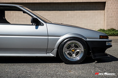 "WORK Equips 40 - Toyota AE86 Corolla S2k Turbo Swap • <a style=""font-size:0.8em;"" href=""http://www.flickr.com/photos/64399356@N08/37364915782/"" target=""_blank"">View on Flickr</a>"