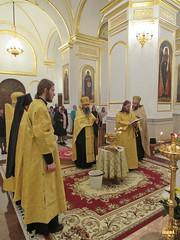 4. Престольный праздник в Кармазиновке