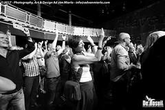2017 Bosuil-Het publiek bij Sass Jordan en Layla Zoe 15-ZW